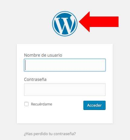 WordPress Snippet- Cambiar el logo del login